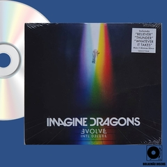 CD Imagine Dragons - Evolve (Intl Deluxe)