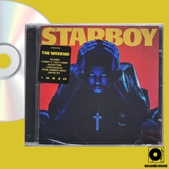 CD The Weeknd - Starboy