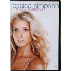 DVD Jessica Simpson - Reality Tour Live