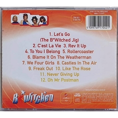 CD B*Witched - 1998 - comprar online