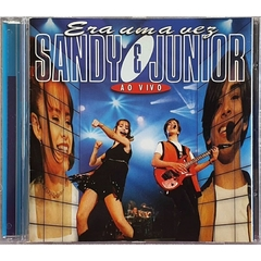 CD Sandy E Junior - Era Uma Vez Ao Vivo