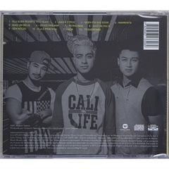 CD Trio Yeah - 2015 na internet