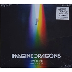 CD Imagine Dragons - Evolve (Intl Deluxe) - comprar online