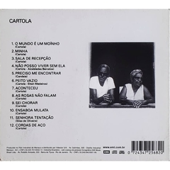 CD Cartola - 1976 na internet