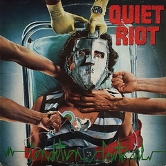 LP Quiet Riot - Condition Critical