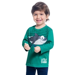 Camiseta Little Shark