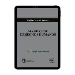 eBook - Manual de Derechos Humanos