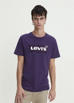 Remera Standard Graphic Cre Levis (7849)