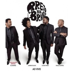 Cd Preto No Branco Ao Vivo