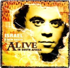 CD Israel & New Breed ALIVE in South Africa **CD DUPLO