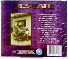 CD Banda Resgate | On the Rock - comprar online