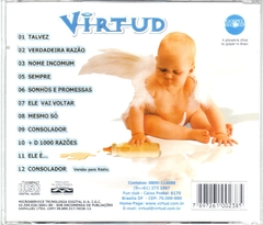 CD Virtud - Sempre na internet