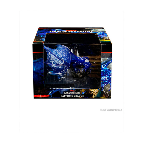 D&D: Icons of the Realms - Premium Figures – Sapphire Dragon