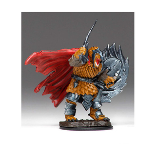 D&D: Icons of the Realms - Premium Figures – Dragonborn Male Fighter