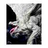 D&D: Icons of the Realms - Premium Figures – White Adult Dragon na internet