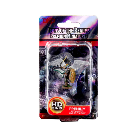 D&D: Icons of the Realms - Premium Figures – Aasimar Male Paladin