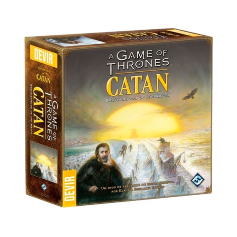 Catan: Game of Thrones – Brotherhood of the Watch