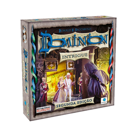 Dominion: Intrigue - Expansão