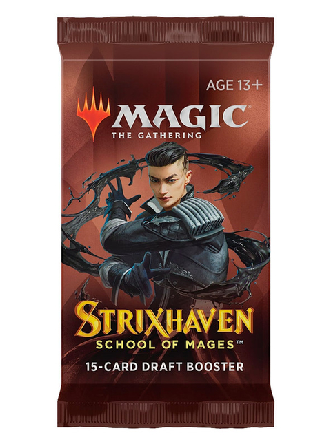 MTG Strixhaven: Draft Booster Avulso