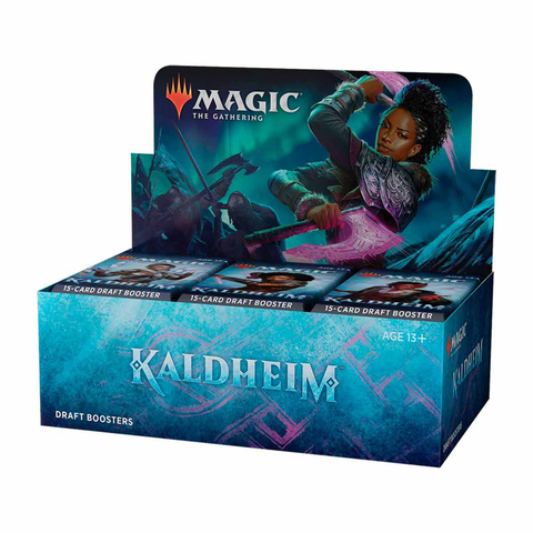 MTG Kaldheim: Draft Booster Box (Ingles)