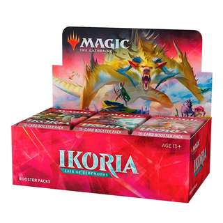 MTG Ikoria: Draft Booster Box