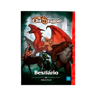 Old Dragon: Bestiário