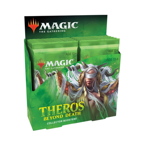 MTG Theros: Collector Booster Box