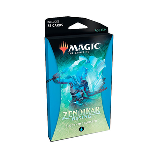MTG Zendikar Rising: Theme Booster Blue