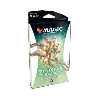 MTG Zendikar Rising: Theme Booster White