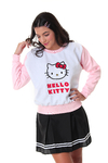 Moletom Hello Kitty Blusa Fechado