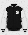 Jaqueta Moletom New York NY Yankees Bordado Blusa - comprar online