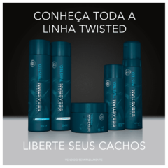 Sebastian Professional Twisted Máscara 150ml - loja online