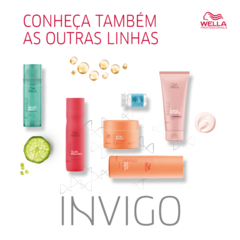 Wella Professionals Invigo Nutri-Enrich Condicionador 1000ml na internet