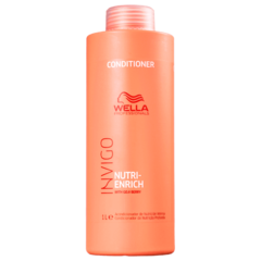 Wella Professionals Invigo Nutri-Enrich Condicionador 1000ml