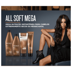 Redken All Soft Mega Condicionador  250ml na internet