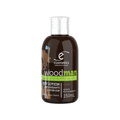 Body Lotion - 150 ml - Woodman - Ecosmetics