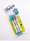 Sharpie Paint Peinture Glitter X3 Colores