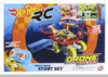 Pista Hot Wheels Drone Racerz Incluye 2 Autos Stunt Set