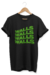 CAMISETA WALLS GREEN
