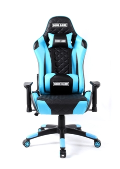 SILLÓN GAMER KING - TURQUESA en internet