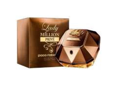 Lady Million Prive Paco Rabanne Perfume 80ml