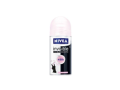 Nivea Deo Invisible B&W Clear roll on x 50ml