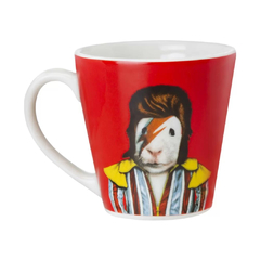 Caneca Pets Rock Bowie 405 ml