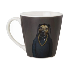 Caneca Pets Rock Snoop 405 ml