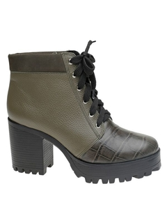 BOTA BIG CROCO MILIT FLOAT MILIT NOBUCK MILITARY DIVALESI 4402219