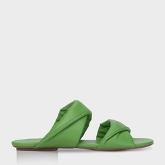 FLAT KNOT DOUBLE COURO VERDE CARRANO 314006 - comprar online