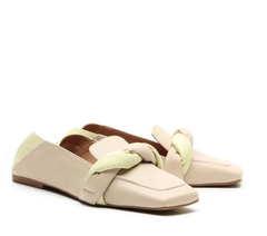 LOAFER AURORA VICENZA NUDE 840034 na internet