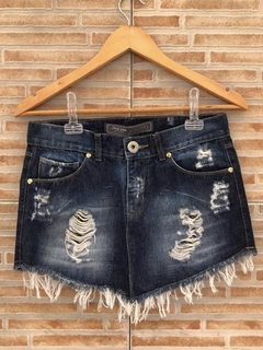 Mini saia jeans Dropzone - 38