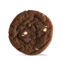 Cookie Chocolate y chips de chocolate blanco y negro x 30 grs - Pasticcino - comprar online
