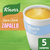KNORR SOPA NV QUICK ZAPALLO LIGHT X5SOB